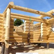 Срубы деревянные