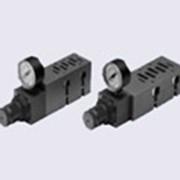 Регулятор давления для плит ISO 5599 фото