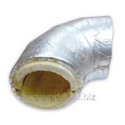 Отвод 90 гр ППУ- 76/30-ФС Фольгир стеклопластик фото