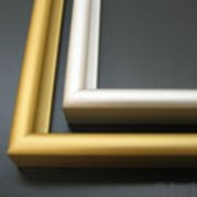Изготовление рамок из багета алюминиевого Nielsen фото
