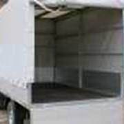 Изготовление пола, бортов, раздвижные крыши для бортовых транспортные средства фото