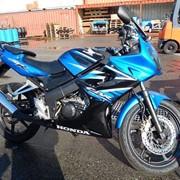Мотоцикл спортбайк No. B3933 Honda CBR150R фото