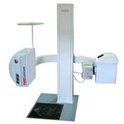 Комплекс рентгенодиагностический КРД 50 в модификации INDIascan (специализированный для флюорографии) фото