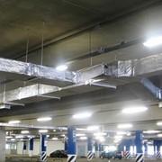 Огнезащитная обработка воздуховодов систем вентиляции и дымоудаления фото