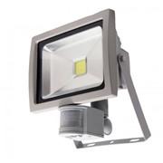 Прожекторы светодиодные 20 W с датчиком движения