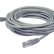 Шнуры компьютерные (патч-кабель, компьютер-компьютер, USB шнуры, 0-модемный) фото