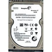 Жесткий диск HDD 2,5' 500GB Seagate Momentus XT ST95005620AS фото