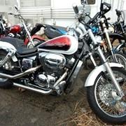 Мотоцикл чоппер No. K5630 Honda Shadow 400 SLASHER фото