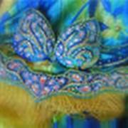 Расшивка и вышивка изделий