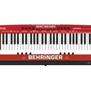 MIDI-клавиатура Behringer UMX610 U-control фото