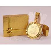 Медаль печатаю деньги диаметр=7 см (652030) фото