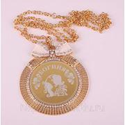Медаль богиня диаметр=7 см (650086) фото