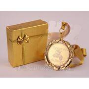 Медаль лучшему байкеру диаметр=7 см (652007) фото