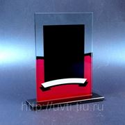 Стеклянный трофей (Артикул: 80911, 80912, 80913) фото