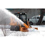 Снегоочиститель фото