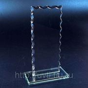 Награда из стекла (Артикул: 80221, 80222, 80223) фото