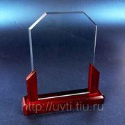 Награда из стекла и дерева (Артикул: GA2117*, GA2120*, GA2122*) фото