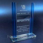 Награда стеклянная (Артикул: 80301, 80302, 80303, 80304) фото