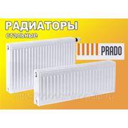 Радиатор Прадо Классик 22х500х500 (1069Вт) стальной фото