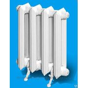 Радиатор чугунный TZY2-100/5Сантехмаг12секц. +4кроншт.