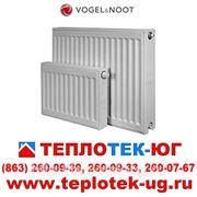 Панельные радиаторы Vogel & Noot фото