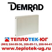 Радиаторы Demrad (Демрад) фото