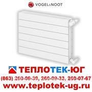 Конвекторные радиаторы Vogel & Noot фото