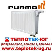 Стальные панельные радиаторы PURMO/ Пурмо (Финляндия) фото