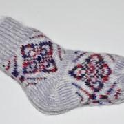 Носки шерстяные, детские фото