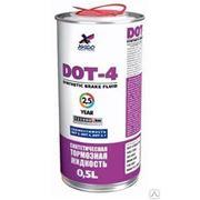 Тормозная жидкость DOT-4 ХАДО фото