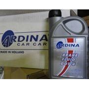 Тормозная жидкость (ARDINA BRAKE FLUID DOT 4) 1 Л. фото