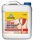 Пропитка «ОГНЕ-БИОЩИТ-2» для защиты древесины от огня и биопоражения. Бесцветный 5л фото