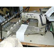 Швейное оборудование - 16-игольная машина (Japan) фото