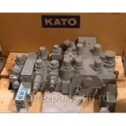 Гидрораспределитель (Control Valve) Kato NK400, NK400S-3S фото