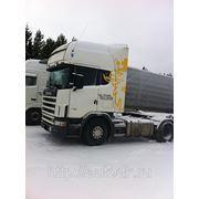 Седельный тягач Scania R124.420 продается в зборе и по запчастям! фото