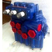 Гидрораспределитель Р80-3/1-221Г с гидрозамком фото