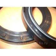 Резиновая армированная уплотнительная мажета для валов 40х60х10 фото