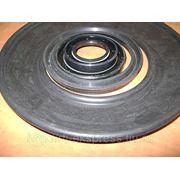Армированное резиновое уплотнение для валов размер 150х180х15 фото