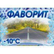 Стеклоомывающая жидкость ФАВОРИТ -10° фото