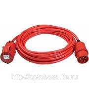 Удлинитель промышленный-10м H07RN-F 5G2,5 фото