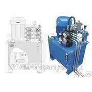 Гидростанция для литейного оборудования фото