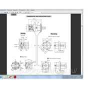 Гидромотор OS 250 фото