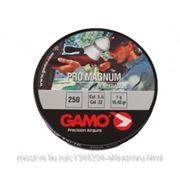 Пули для пневматики Gamo Pro-Magnum фото