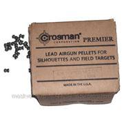 Пули для пневматики Crosman Domed 10,5 гран 4,5 мм (1250 шт) фото