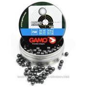 Пули для пневматики Gamo Round, кал. 4,5 мм 250 шт. фото