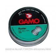 Пули для пневматики Gamo Hunter фото