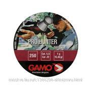Пули для пневматики Gamo Pro Hunter 5,5 мм (250 шт.) фото