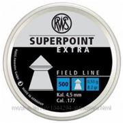 Пули для пневматики RWS Superpoint Extra фото