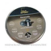 Пули для пневматики HN Sports Baracuda 4.5 мм (500 шт) фото