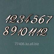 Заготовки для декупажа Цифры N5 - 2,5 см. фанера 4 мм. фото